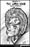 The Lion King Musical Broadway by alphaleo14