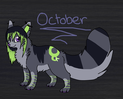 October reference 2011 by Autumngriff