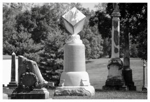 Mount Olivet Cemetery 5 by TheMan268