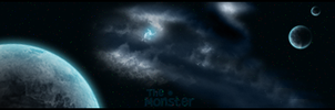The Monster by Shade-EX