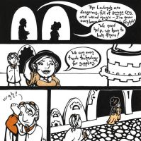 Tock the Gnome, page 15 by rachelillustrates