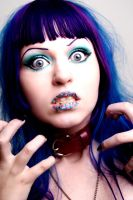 Colorful Lips by sicksubroutine