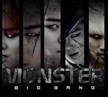 Big Bang - Monster by Hailoez
