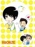 Yunjae chibi 1 by bronze11