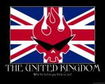 United Kingdom Lagann by ColdDraga