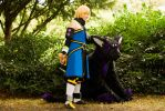 Emil and Tenebrae (TOS2) by Stray-Cat-Yoru