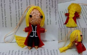 edward elric string doll by Em-Ar-Ae