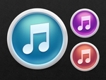 iTunes 11 Icon Matte by spud100