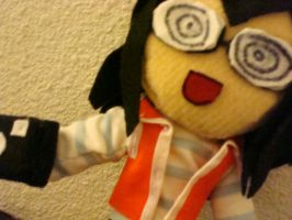 Carly Plushie :3 by Atheris2009