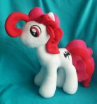 Custom MLP Plush - BerryPie by Sparkle-And-Sunshine