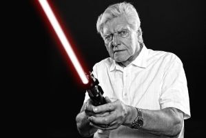 Darth Vader  Dave Prowse 02 by mehmeturgut