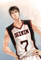 Kiyoshi Teppei by Lul-lulla