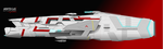 Anointed-class Battlecruiser by Afterskies