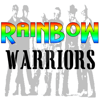 Rainbow Warriors by whaiftees