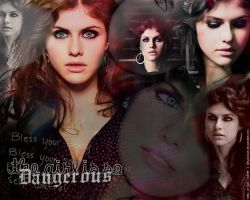 the girl is so dangerous by dirtypicture