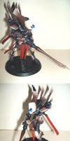 Wraithlord WIP by Archonzero