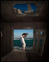 windy day by photoport
