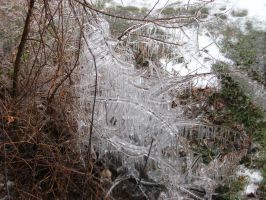 Nature as Ice Sculptor by EihwazCraftwork