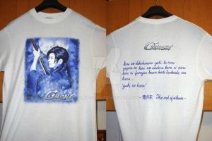 T-shirt: GACKT - Commission by Samy-Consu