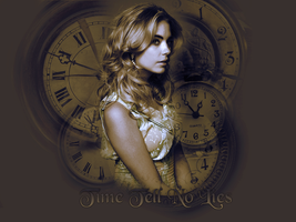 Time Tell No Lies by devilMisao