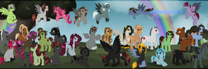 My Little Pony-FM-Core RP by MapleSpyder