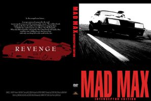 Mad Max DVD Jacket by Endraven