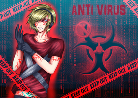 PewDiePie: Anti-Virus!PewDie by PrincePhantom