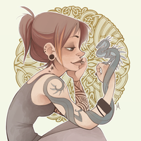 Talking to Tattoos by conniiption