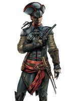assassin's creed Aveline de Grandpre by Terribilus