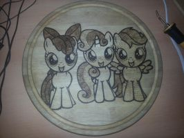 Cutest Breadboard in the word by XTorbenX
