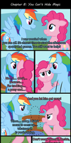Past Sins: You can't hide magic P3 by SaturnStar14