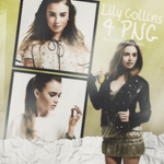 PNG Pack (16) Lily Collins by ZozeBo
