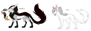 Cloud's feral form thing