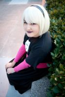 Rose Lalonde Cosplay 2 by Moxcats