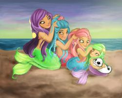 Girl Time! by missambrosia