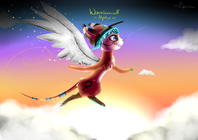 [All mice go to heaven] by DJVarimo