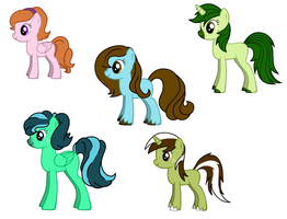 MLP Draw to Adopt *OPEN* by Honey-PawStep