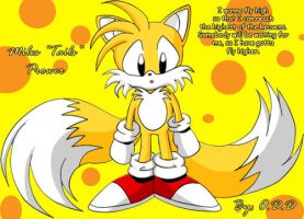 "StH - Miles ""Tails"" Prower by ojamajodoremidokkan"