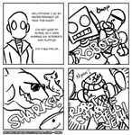 Comix Warriors - Intros by Silenttinsoldier