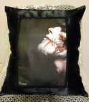 Happy Halloween II by DA's RemusSirio Art Pillow by ObsidianRavenShadow