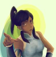 Korra by playmonster
