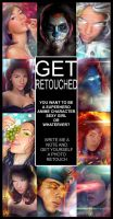 GET RETOUCHED by JesusAConde