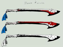 Dark Katana v.2 by kalez