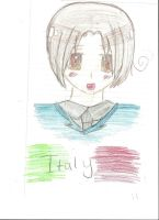 Hetalia: Italy! Ve~ by XxLisianthousxX