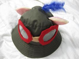 League of Legends Teemo Hat by chibifool