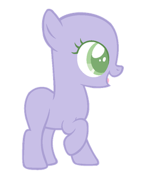 Mlp Base by EquineBases