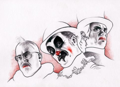 The Tiger Lillies by Frodos