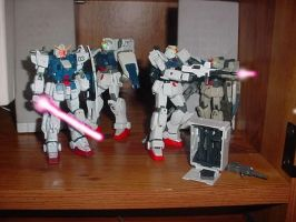 RX-79 Gundam Collection by Quickwing