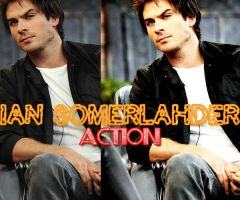 SomerlhaderAction. by BBGood2you