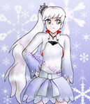 Schnee by TheApatheticKat